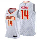 Camiseta Atlanta Hawks Dewayne Dedmon #14 Association 2019-20 Blanco